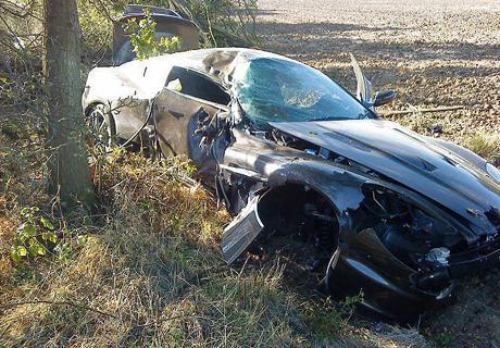 Car Accident Shoulder Injury Settlement Uk
