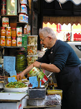 Levinsky Shuk - Food Market
