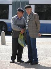 Tel Aviv - Old men's sanctury