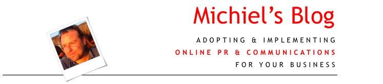Michiel's Blog