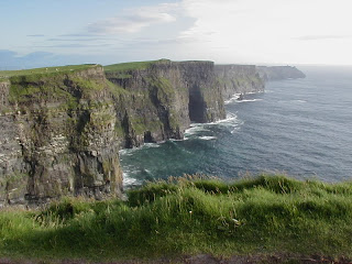 places with most beautiful scenery Cliffs of Moher