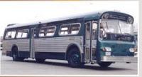 Autobús 4727, en servicio entre 1969 y 1988 en NYCT, en los cinco condados
