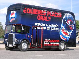 Autobus publicitario