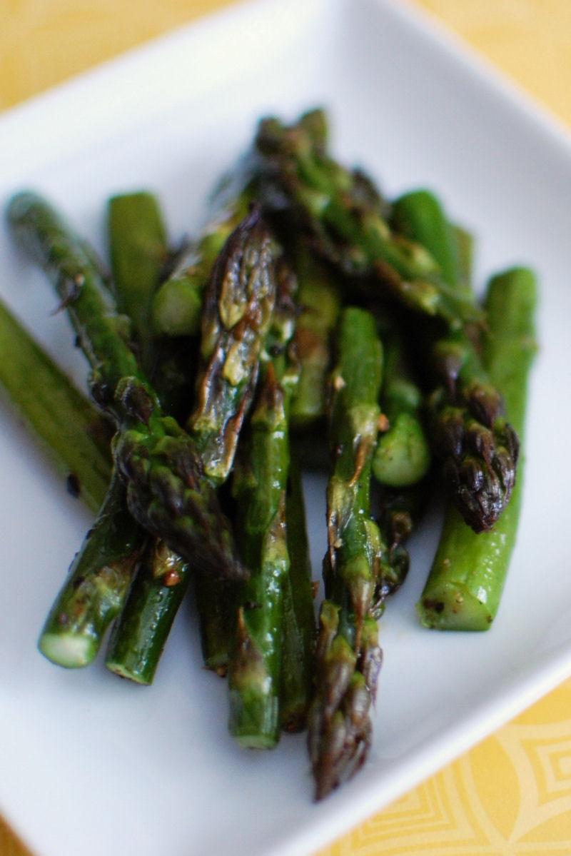 Roasted Asparagus   Beantown Baker