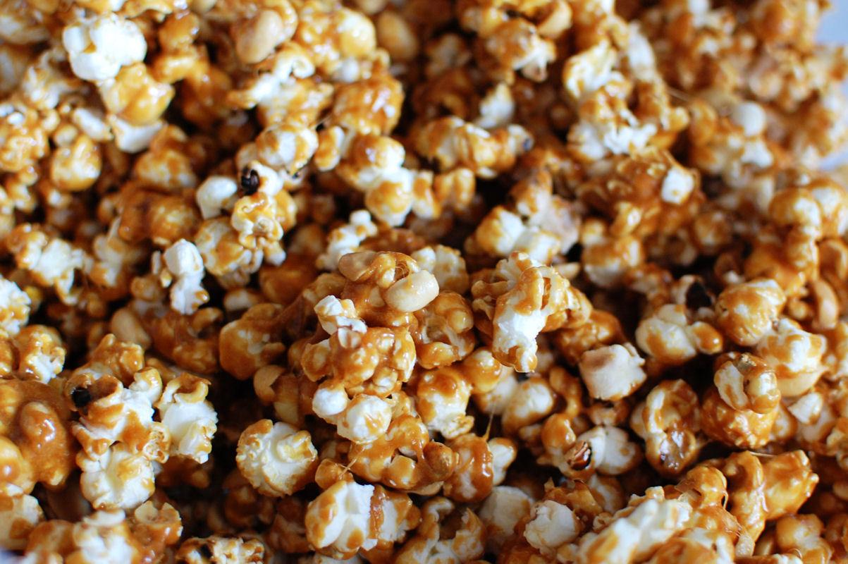 Caramel Corn | Beantown Baker
