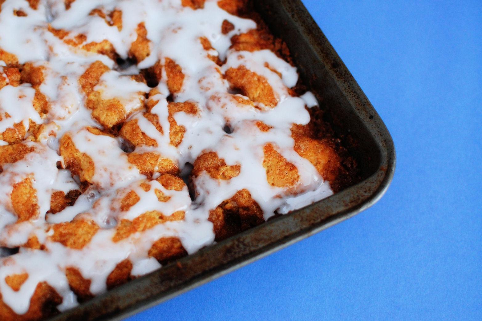 Cinnamon Roll Bread | Beantown Baker