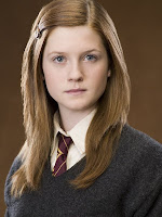 ooooooh Ginny Weasley