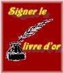 Avez vous pensé à signer le livre d'or ?
