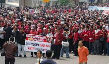 Demonstrasi Mansuhkan ISA