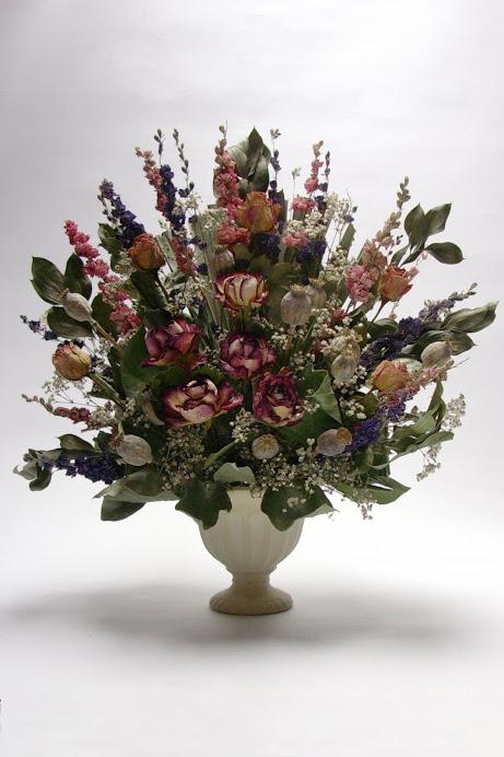 Ventaglio Vaso bianco