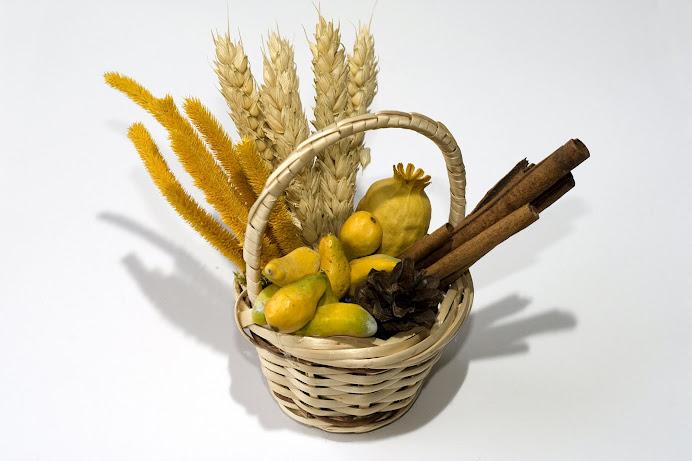 Piccolo cestino di frutta