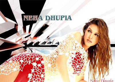 Neha Dhupia Hot Scene, Neha Dhupia Hot Wallpapers
