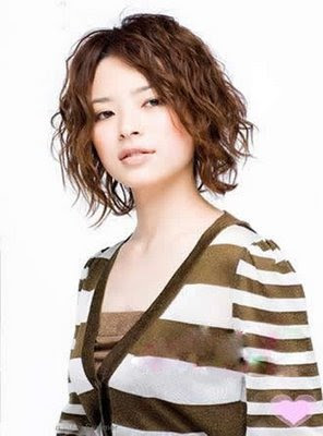Short Japanese Hairstyles for Asian Girls