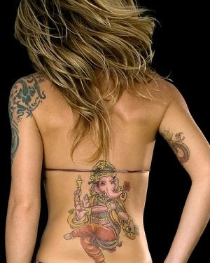 Thai Spiritual Tattoo