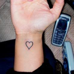 Love Tattoos Wrist on Bit Like That But More To The Side
