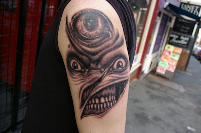 Horror Story Tattoo