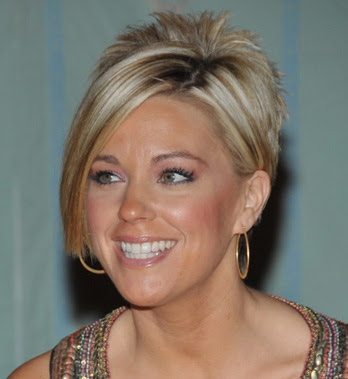 Kate Gosselin Summer Hair