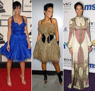Rihanna Haircut Styles
