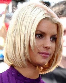 Inverted Bob Haircut in 2010