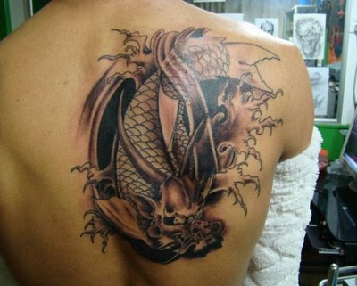 Chinese Dragon Tattoos Symbol