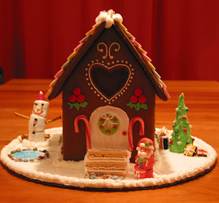 Window Shopping In PJ 39 S Gingerbread House Decorating Ideas