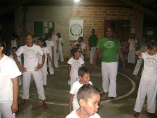 Projeto Vem Brincar Capoeira
