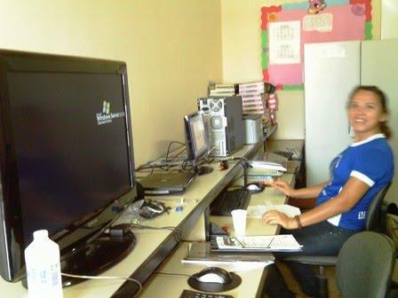 Ensino especial recebe computadores
