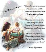 Mensagens dia das mães