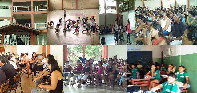Educação Na Escola Nazaré Vasconcelos