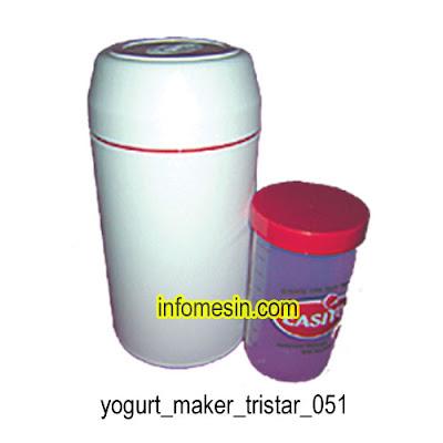 Yoghurt - Peluang Usaha Yogurt ~ Toko Mesin Tristar Harga Promosi