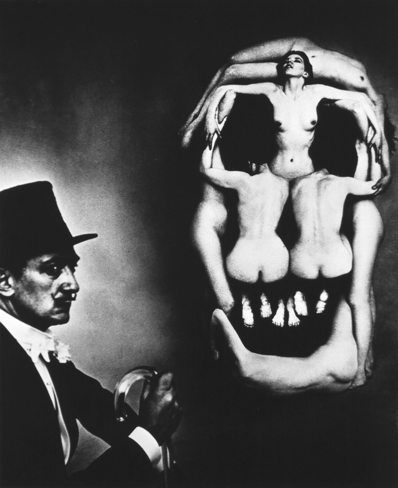 Halsman of Salvador Dali