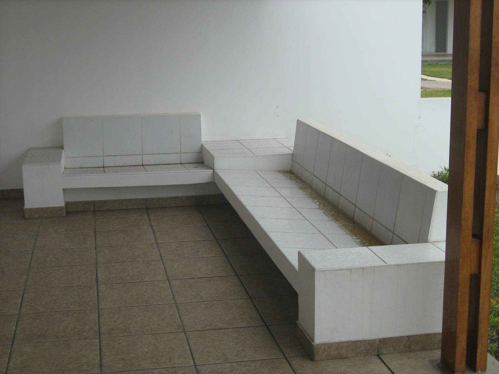 Muebles de concreto para tu casa playa asia for Muebles para playa y jardin