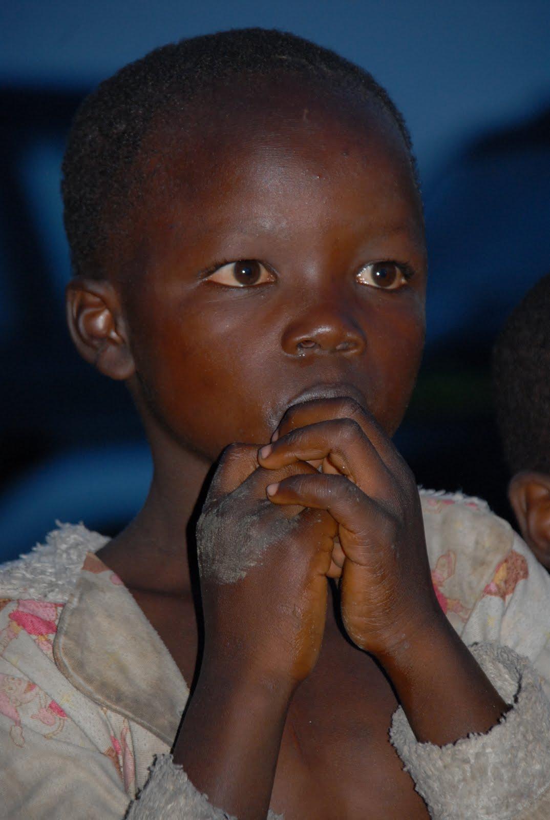 Un voluntario en Mariya Arafasha Burundi: 1/