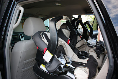Baby S Head Flops Forward In Car Seat