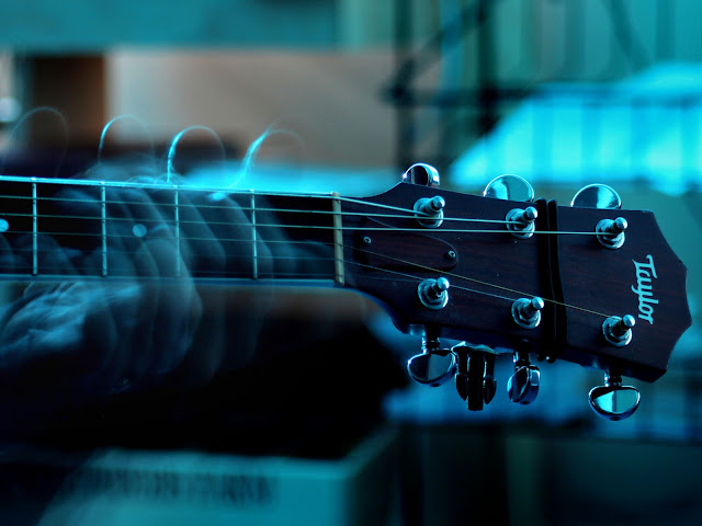 guitars wallpaper. Guitar Wallpaper - Playing