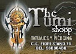 THE TUMI SHOOP