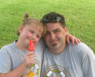 Dad and daughter activities - father and daughter