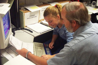 Dad and daughter activities: Take your child to work 2