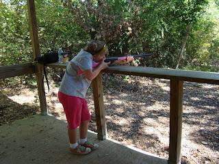 Dad and daughter activities: Adventure Guides-BB Gun Range