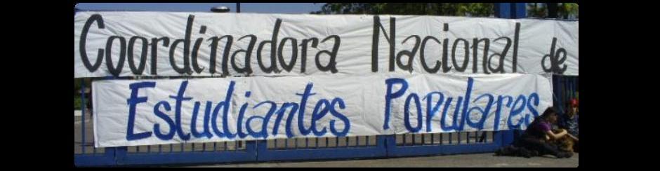 COORDINADORA NACIONAL DE ESTUDIANTES POPULARES CNEP
