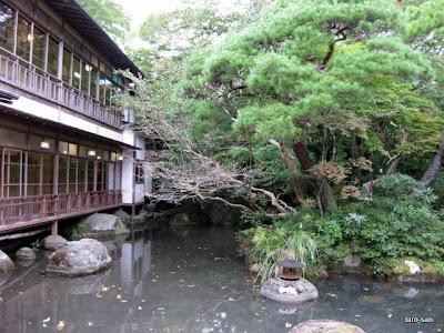 伊豆・修善寺の新井旅館