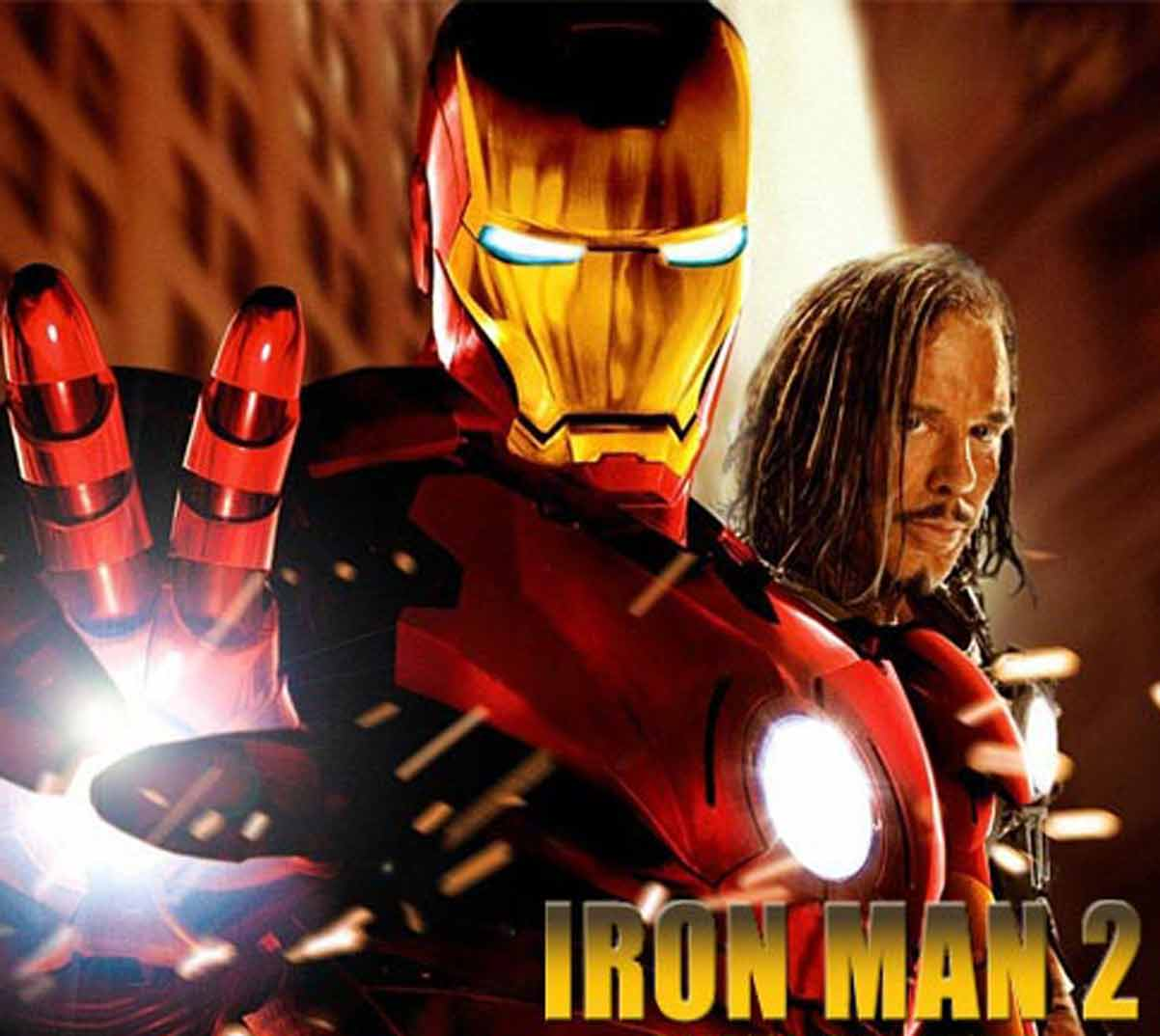 watch free iron man 2
