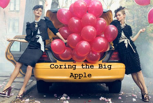 Coring the Big Apple