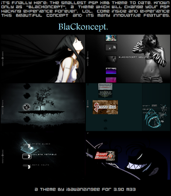 BlaCkoncept xmb themes