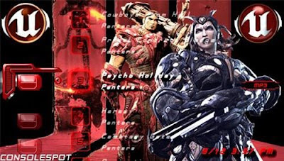 Unreal Tournament themes