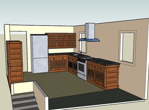 Kims Kitchen Remodel Final Kitchen Design
