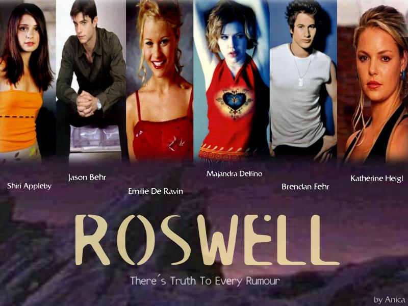 Roswell Season 2 (2000)