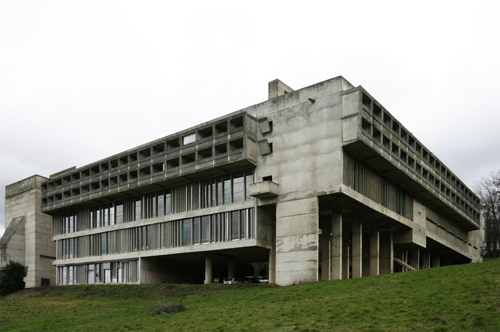 it is important to note that la tourette by le corbusier built in the mid us has become a pilgrimage for nearly every student since the