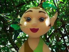 Muñeco piñata duende