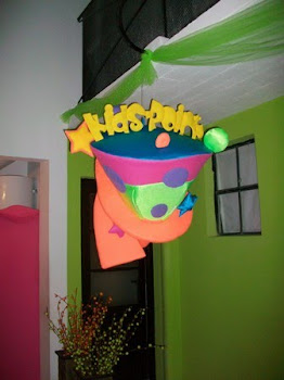 "Piñata Salón ""Kids Point"""